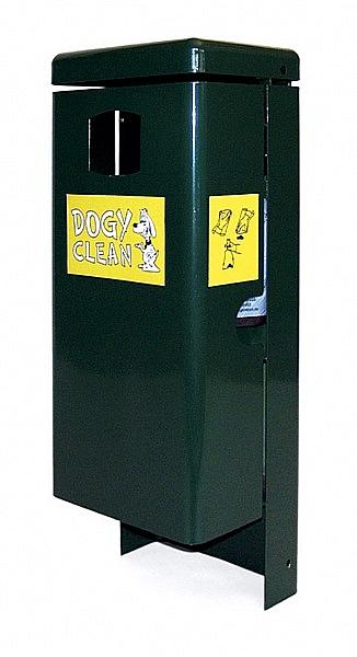 Afvalbak DogyClean