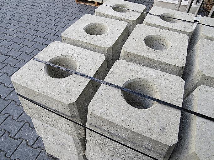 Prefab beton funderingen