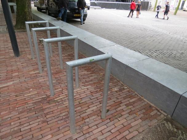 Fietsbeugel SpaRo / Zwolle