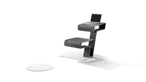 Zitbank/stoel WiFi
